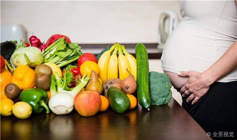 孕妈妈最容易忽视的三种营养